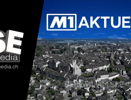 Tele M1 Opener der Sendung Aktuell